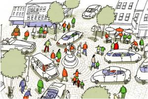 Hamilton-Baillie City Center Sketch